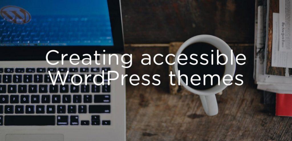 Esteettömyys WordPress-teemoissa