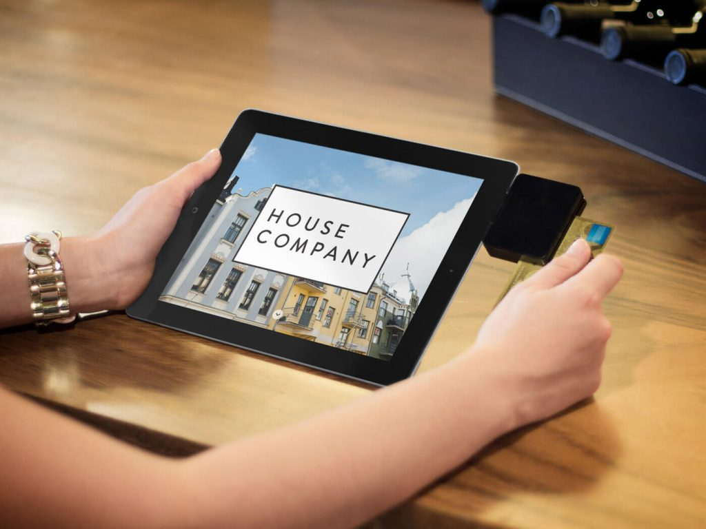 House Compay Tablet