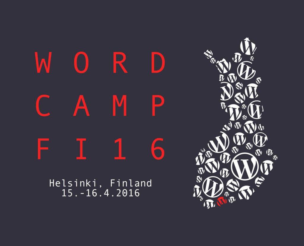 WordCamp Finland 2016